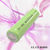 cells made in china 1.2V NiMH rechargeable AA 1500mah batteries 350PCS/LOT