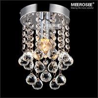 Luxury crystal chandelier lighting meerosee lighting lustre fixtures free shipping MD3038  D150mm H230mm