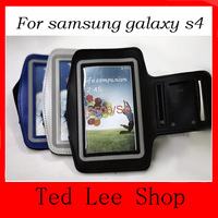 Sports Armband Gym Band Exercise Case Arm Case for Samsung Galaxy S3 i9300 S4 i9500 Armband Case Mobile Phone Bags Free Shipping