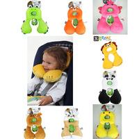 Benbat 1-4 years old Cute Cartoon ainimal design Baby / child Neck Pillow Travel U Pillow neck rest