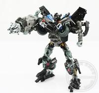 2014 New Transformation Tin Autobots Optimus prime robocar bumblebee/hammer/starscream and megatron Action mini figures Toys