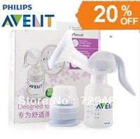 New AVENT isis petals massage manual breast pump breast pump pp material