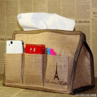 Zakka Groceries Forest -based Cotton Cloth Towel Sets Tissue Box
