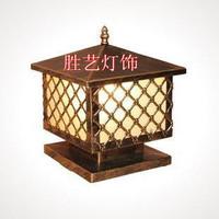 Hot-selling fashion outdoor lamp, garden lights, lawn lamp column head wall light,stright lights