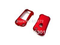 METALLIC RED Remote Flip Key Protection Case For Porsche Cayenne Turbo S GTS V6 V8