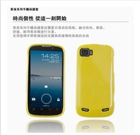 Free shipping  for ZTE  v970 high quality TPU  jelly bean case  mobile case phone protector dirty resistant protective case
