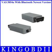 latest price vas5054 VAS 5054A ODIS V2.0 Bluetooth Support UDS Protocol Full chip version with OKI Chip,vag diagnostic tool