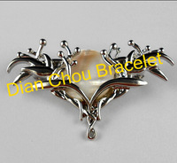 Freeshipping wholesale 20pc a lot Galadriel Brooch CNMDS10