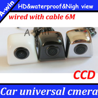 CCD HD Car rearview back camera and front view camera for all car hot sell