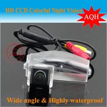 HD CCD Free Shipping 170deg wide viewing angle car camera for MAZDA 2/MAZDA 3(China (Mainland))