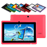Q88 7 inch android 4.0 Capacitive Screen 512M 4GB Dual Camera WIFI Q88 allwinner a13 tablet pc DA0806