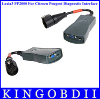 Best Price 2014 Hottest Full Function Professional Citroen & Peugeot Diagnostoc Scanner Multi-language Lexia 3 PSA XS Evolution