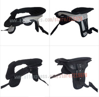 sale!motorcycle neck brace light weight full and strong protector ,4 size together can be adjusted