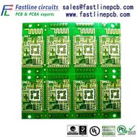 solder mask / Buried Blind Via PCB / led pcb board suppliers