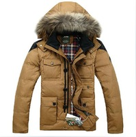 2013 New winter men's duck down jacket ,men's sport jacket outerwear, military coat,winter coat,down coat for men,brand jacket