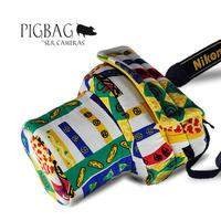 Dustgo Pigbag SLR Camera Bag only fit Nikon D90 18-55mm