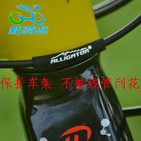 ALLIGATOR  iLINK upscale mountain bike shifter line pipe chafing gear brake line Bicycle Derailleur