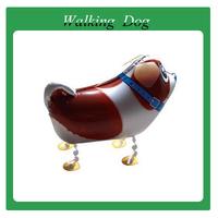 hot! 90pcs/lot Walking animal balloon Helium walking pet balloon Free shipping