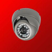 HD 720P 1000TVL mega Pixels  CMOS Outdoor 24IR 3.6MM Infrared Dome cctv camera indoor security camera megapixel