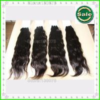 Brazilian wavy virgin hair 5A unprocessed  remy brazilian wavy hair Most natural hair