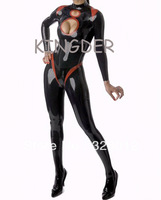 Rubber catsuit clothing