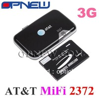 Novatel MiFi 2372 Wireless Mobile Hotspot USB 3G Network WiFi Router Black/White Drop Shipping
