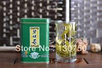 "Free Shipping New 2014 Chinese Tea ,Yunnan TEA,   Fresh Green Tea Super ""biluochun"" tea gift boxes  100 g Lose Weight Tea"