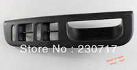 Black Master Window Switch Control Panel Trim Bezel for VW Volkswagen Passat Jetta Golf MK4