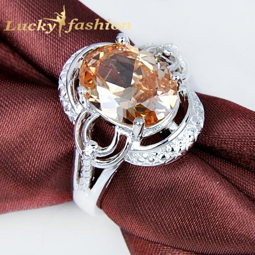 ... Zircon Rings 925 silver Handmade Wedding Rings R0382(China (Mainland