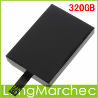 320GB 320G Internal HDD Hard Disk Disc Driver For X BOX 360 Slim Games Enclosure