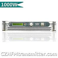 NEW FSN-1000W 1KW Professional FM Broadcast Radio Transmitter 87-108MHz 0-1000w
