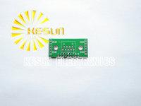 FREE SHIPPING 20PCS DB9 DR9 turn DIP UART-RS232  IC adapter Socket / Adapter plate  PCB