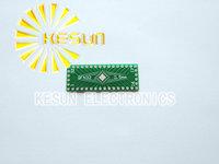 FREE SHIPPING 20PCS QFN32 QFN40 turn DIP32 DIP40 0.5MM  IC adapter Socket / Adapter plate  PCB