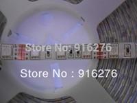 5M 12V RGB 5050 SMD 300 Flexible LED Strip Light Waterproof IP65 + New mini RF RGB remote controller