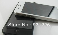 DHL EMS Free Shipping New Fashion Black Dual Sim 4.1 Inch Multi Touch Screen 3G GSM Unlocked Smart Cell Phone 5( I5)
