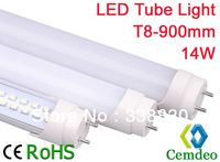 Hot sale! 13W 900mm T8 LED Tube Light Non-isolated Power Driver 3 Years Warranty Dimmable/Non-dimmable 20pcs/lot Free Shipping