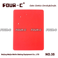 Foam fondant 5 holes mat,classic fondant tools,forma cupcake,kitchen accessories