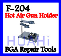 High Quality  F-204 Hot Air Gun Holder/Clamp, For Mobile Phone , Laptop Repair BGA Rework Tool Kit