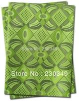 Free shipping New arrival and hot- selling African headtie,Head Gear, Sego Gele&Ipele,Head Tie & Wrapper, 2pcs/set  LEMON