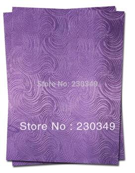 Free shipping!!! African fashino gele head tie sego. 2pcs/set.Item No. HT0361 Color.PURPLE