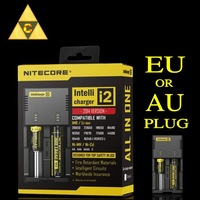 Nitecore Intellicharger i2 16340 CR123A 10440 AA AAA 14500 18650 26650, 22650, 17670,Li-ion/NiMH  Universal Battery Charger