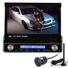 7 Inch LCD One Din Car DVD GPS Unite Player Navigation 3D Russian Menu PIP Wince 6.0 DVB-T (MPEG2-MPEG4) Bluetooth Ipod