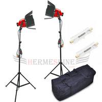 1600w Studio Video Red Head Continuous Lighting Kit 110v - 220v NewSAL-AKT208