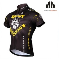 New! LANCE SOBIKE  Cola Summer men Short Sleeve Cycling jerseys ,Breathable Cycling Clothing,Riding clothes,Cycling Sportswear