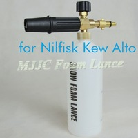 Nilfisk Foam Lance Snow Foam Lance Foam Cannon HP for Car Pre Washing