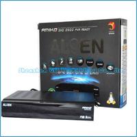 2013 Amiko receiver 8900 Alien linux opensource amiko alien 2 Enigma2 Dual Boot  DVB-S2 Full HD Wifi amiko 8900 free shipping