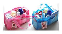 Free Shipping 1pc New Baby Boy Girl Newborn Kids Mommy Mother Diaper Bag Nappy Nursing Handbag Pocket Portable Inner Container
