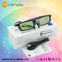 DLP LINK 3D projector glasses active shutter 3D glasses IR 96-144hz FREE SHIPPING