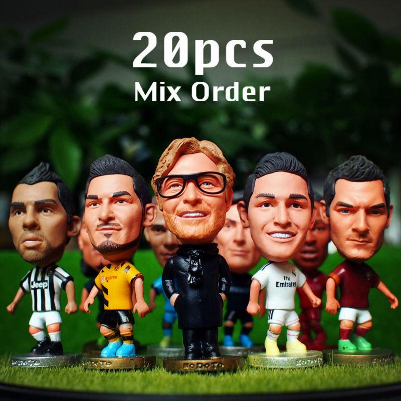 KODOTO Football Club 20pcs Mix Order (Free shipping)(China (Mainland))