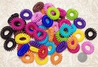 Free Shipping Fashion Cheap High Elastic Telephone Line Hair Band / Headwear/Hair Ring